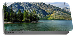 Jenny Lake Portable Battery Charger by Greg Norrell