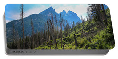 Jenny Lake Trail Portable Battery Charger