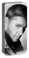 Jensen Ackles Portable Battery Charger