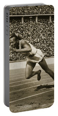 Jesse Owens Portable Battery Charger by American School