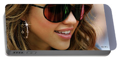 Jessica Alba, Cool Shades Portable Battery Charger