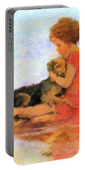 Jessie And Me Portable Battery Charger