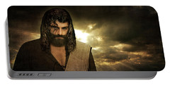 Jesus Christ- Will You Hear Me Shout Come Up Portable Battery Charger