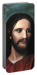 Jesus Of Nazareth - King Of Kings Portable Battery Charger