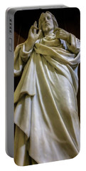 Jesus - Son Of God Portable Battery Charger