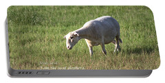 Jesus The Good Shepherd Portable Battery Charger