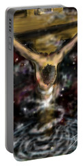 Jesus World Portable Battery Charger