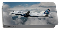 jetBlue Airbus A320 Portable Battery Charger