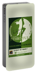 Jethro Tull Signed Poster Portable Battery Charger