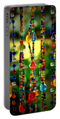 Jewels In The Sun Portable Battery Charger by Debra Martz