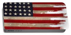 Jfk's Pt-109 Flag Portable Battery Charger