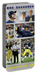 Jim Harbaugh A Michigan Man Portable Battery Charger