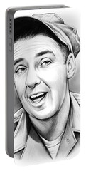 Jim Nabors Portable Battery Charger