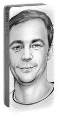 Jim Parsons Portable Battery Charger