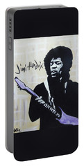 Jimi Gretness Portable Battery Charger