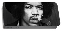 Jimi Hendrix Portable Batteries Chargers