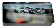 Jimmie Johnson Charging Ahead At Mis Portable Battery Charger