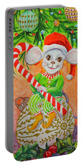 Jingle Mouse Portable Battery Charger