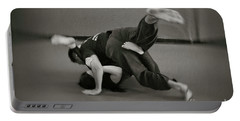 Jiu Jitsu Portable Battery Charger