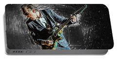 Joe Bonamassa Portable Battery Charger