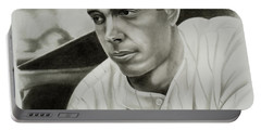 Joe Dimaggio Portable Battery Charger