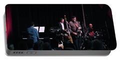 Joe Lovano Classic Quartet 3 Portable Battery Charger
