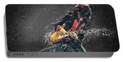 Joe Perry Portable Battery Charger