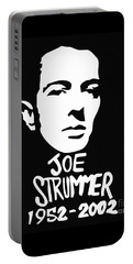 Joe Strummer Portable Battery Charger