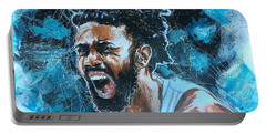 Joel Berry II Portable Battery Charger