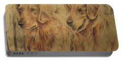 Joe's Dogs Portable Battery Charger