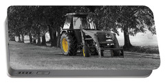 John Deere 620 In Selective Color Portable Battery Charger