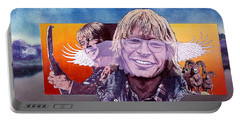 John Denver Portable Battery Charger