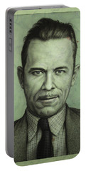 John Dillinger Portable Battery Charger