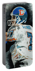 John Elway 1 Portable Battery Charger