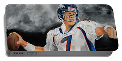 John Elway 2  Portable Battery Charger