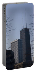 John Hancock Center Portable Battery Charger