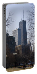 John Hancock Center II Portable Battery Charger