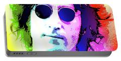 John Lennon - Nyc Portable Battery Charger