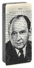 John Von Neumann Portable Battery Charger