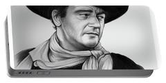 John Wayne 29jul17 Portable Battery Charger