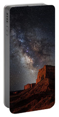 John Wayne Point Portable Battery Charger by Darren White