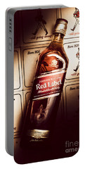 Johnnie Walker Red Label Blended Whisky  Portable Battery Charger
