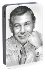 Johnny Carson Portable Battery Chargers