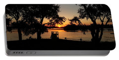 Johns Island Sunset Portable Battery Charger