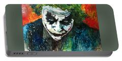 Joker - Heath Ledger Portable Battery Charger