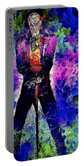Joker Night Portable Battery Charger
