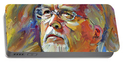 Jon Lord Deep Purple Portrait 2 Portable Battery Charger
