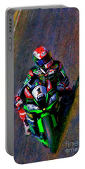 Jonathan Rea 2016 Kawasaki Portable Battery Charger