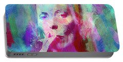 Joni Mitchell Portable Battery Charger