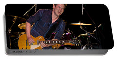 Jonny Lang Rocks His 1958 Les Paul Gibson Guitar Portable Battery Charger